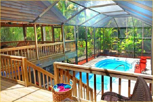 Vacation Rental - Villa Baloo - MyFlorida.se